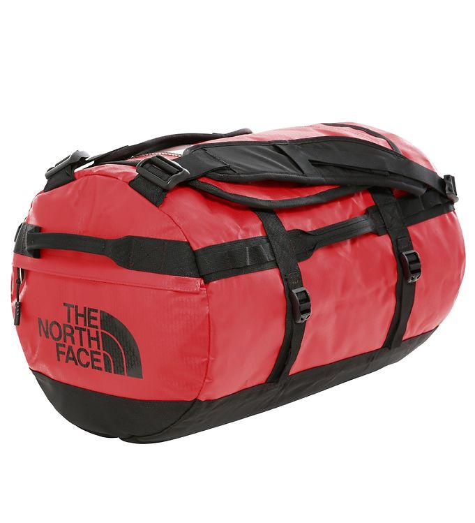 Image of The North Face Duffel Bag - Base Camp - 50l - Rød (SK685)