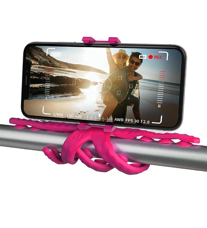 Image of Celly Flexible Holder - Squiddy - Pink (SK864)