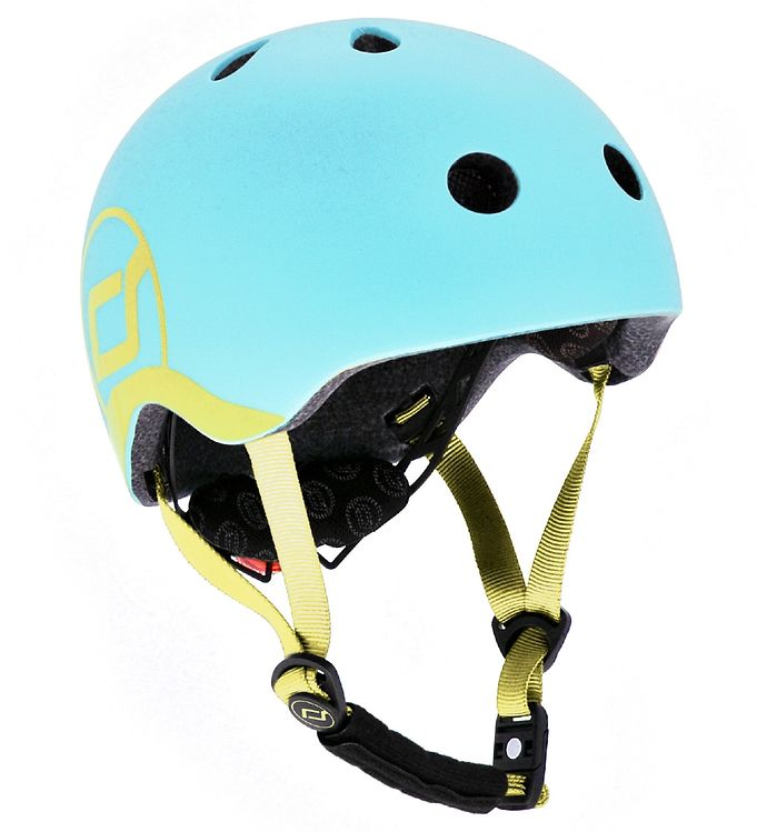 Image of Scoot and Ride Cykelhjelm - Blueberry (SL615)