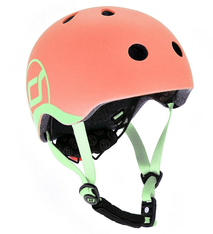 Image of Scoot and Ride Cykelhjelm - Peach (SL619)