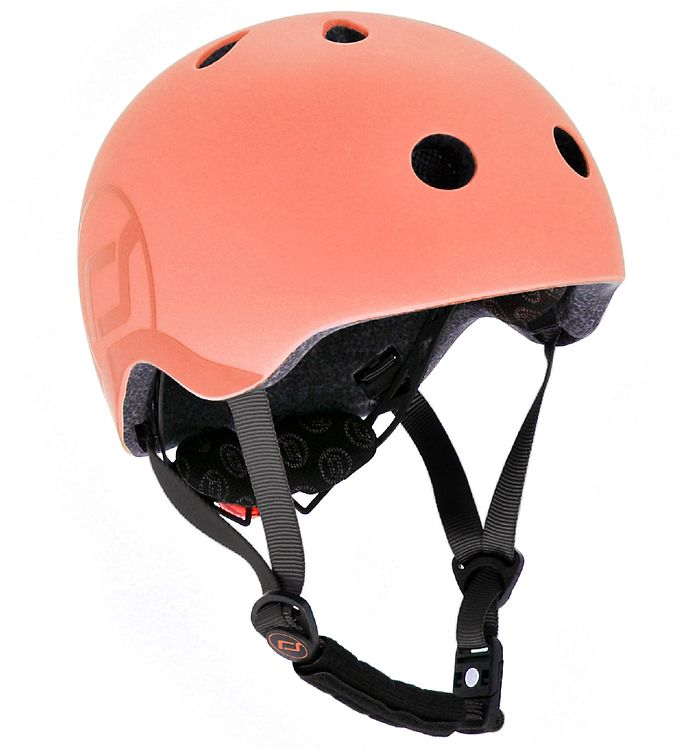 Image of Scoot and Ride Cykelhjelm - Peach (SL623)