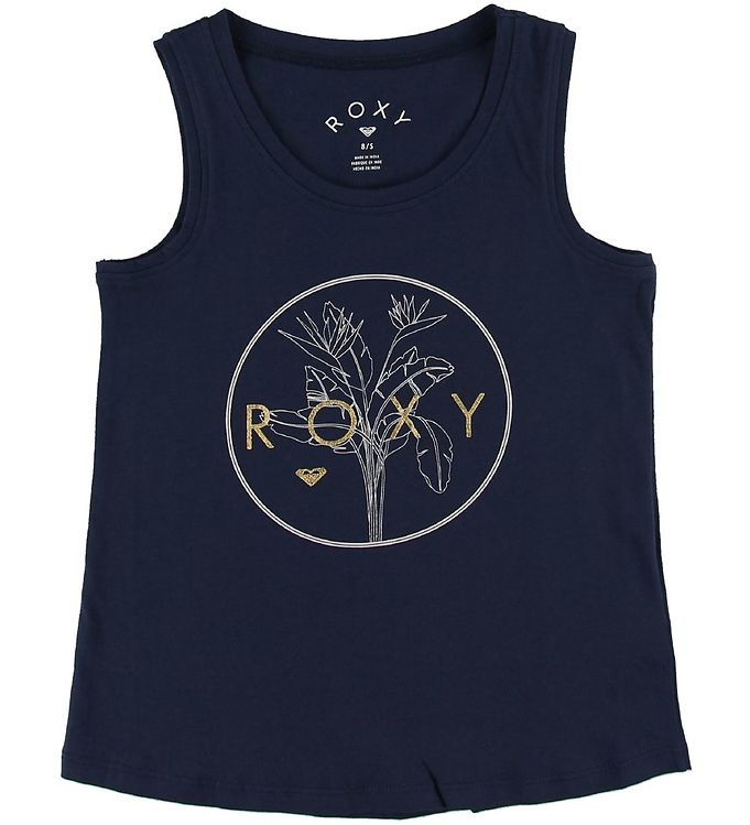 Image of Roxy Top - There Is Life - Navy (SL680)