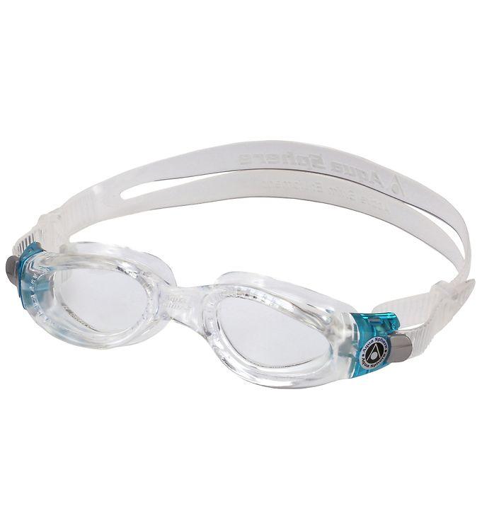 Image of Aqua Sphere Svømmebriller - Kaiman - Transparent (SL697)