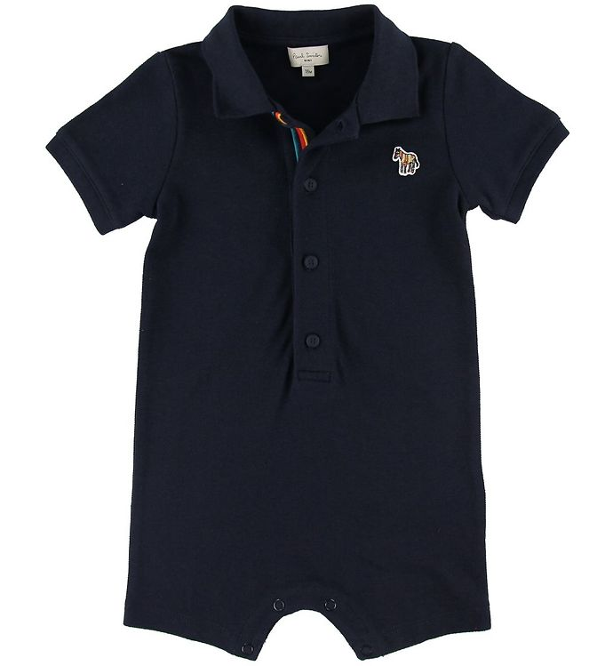 Image of Paul Smith Baby Sommerdragt - Alodio - Navy (SM039)