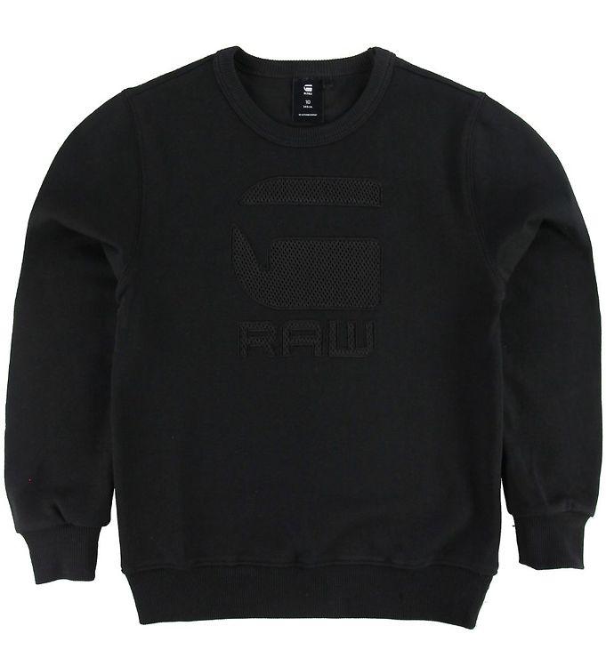 Image of G-Star RAW Sweatshirt - Swando - Sort (SM098)