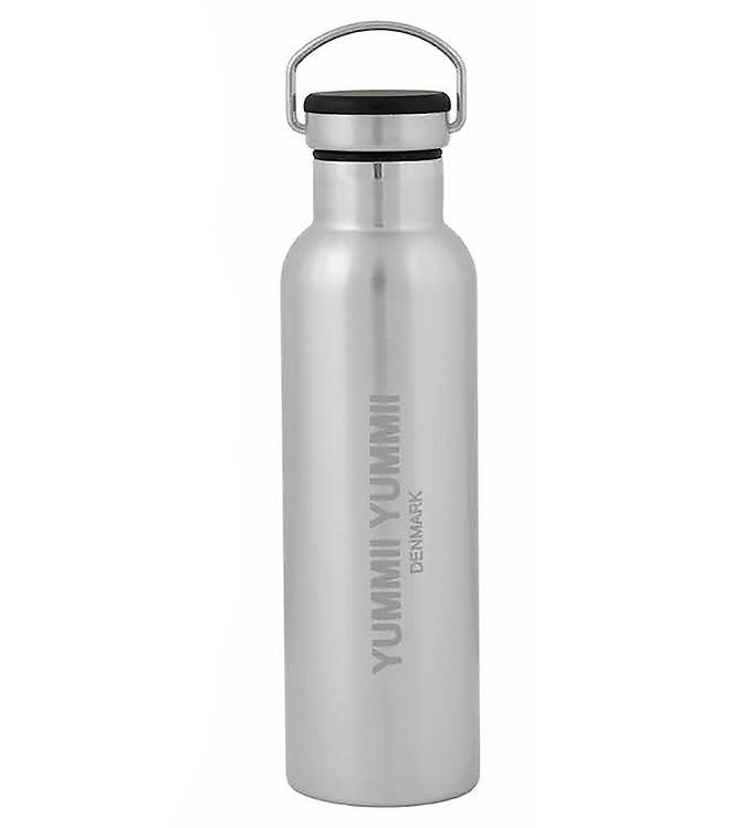 Image of Yummii Yummii Termoflaske - 600 ml - Rustfri Stål m. Sort (SM417)