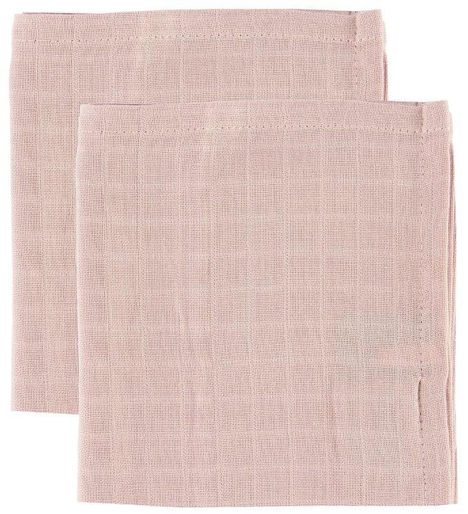 Image of Cam Cam Stofble - 72x72 - 2-pak - Blossom Pink (SM467)
