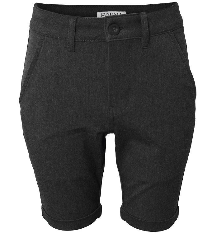 Image of Hound Shorts - Chino - Mørkegråmeleret (SM566)