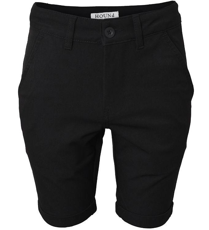 Image of Hound Shorts - Chino - Sort (SM568)
