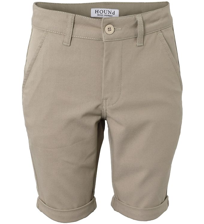 Image of Hound Shorts - Chino - Sand (SM569)