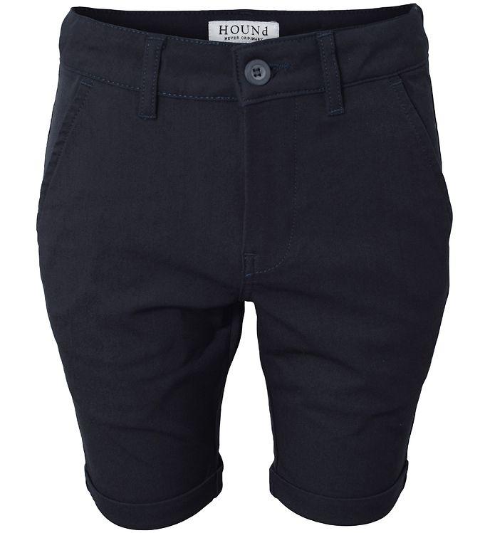 Image of Hound Shorts - Chino - Navy (SM572)