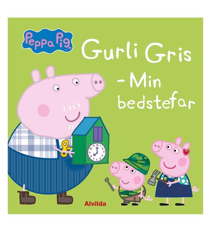 Image of Alvilda Bog - Gurli Gris - Min Bedstefar (SM768)