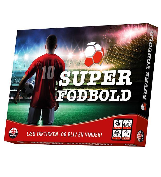 Danspil Aktivitetsspil - Super Fodbold