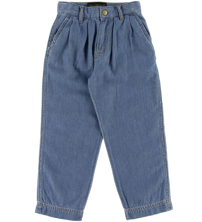 Image of Finger in The Nose Jeans - Lucy - Lys Denim (SN212)