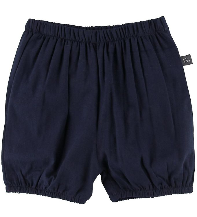 Image of Little Wonders Bloomers - Bryan - Hør - Navy (SN411)