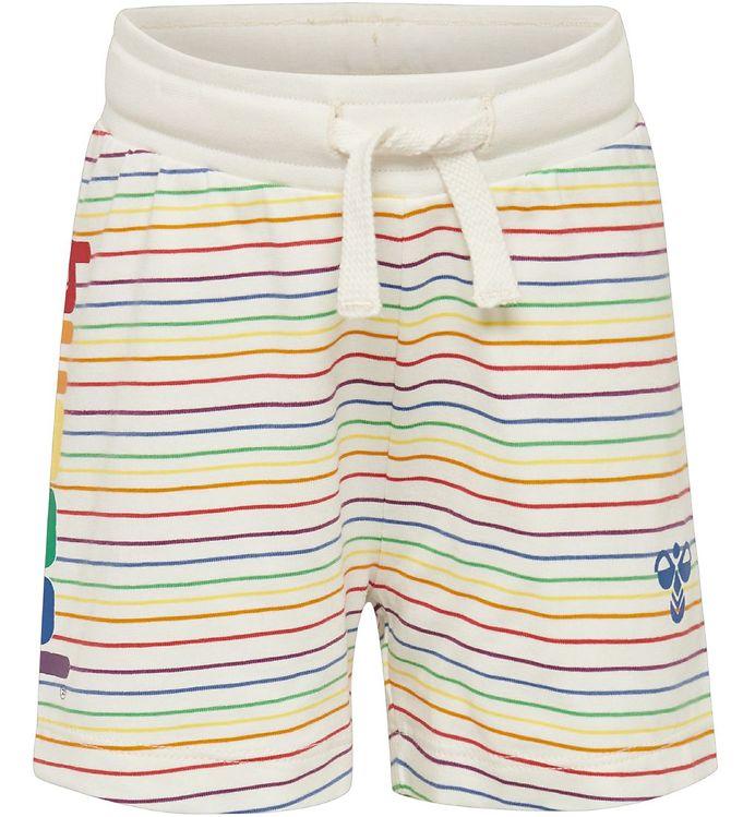 Hummel Shorts - HMLRainbow - Drengetøj,Hummel Shorts,Hummel SS20,Pigetøj,Unisex - Hummel