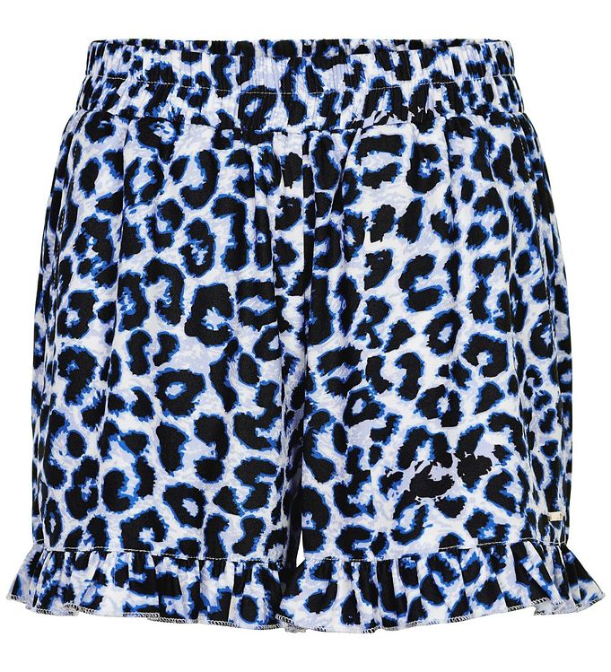 Image of Cost:Bart Shorts - Frida - Blå Leo (SO020)