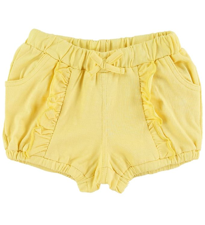 Image of Hust and Claire Shorts - Henny - Gul (SO265)