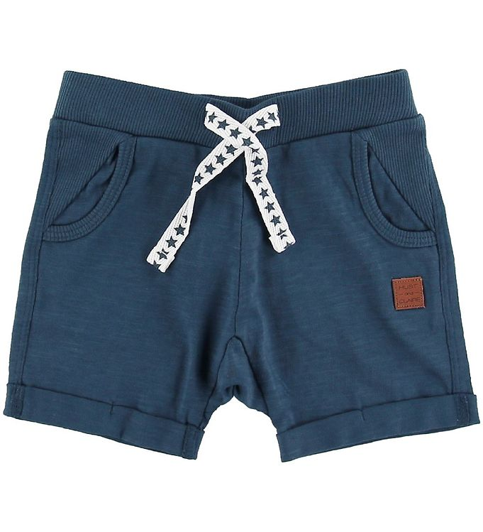Image of Hust and Claire Shorts - Holger - Navy (SO319)
