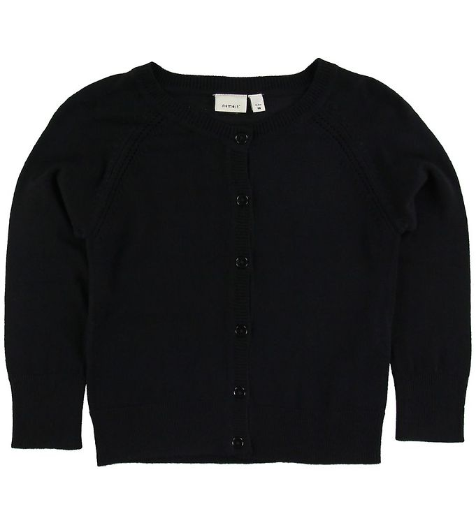 Name It Cardigan - NkfVioni - Noos - Sort