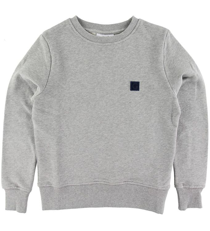 Image of Grunt Sweatshirt - Joy - Gråmeleret (SO709)