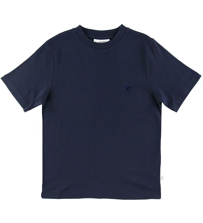Image of Grunt T-shirt - Praise - Navy (SO711)
