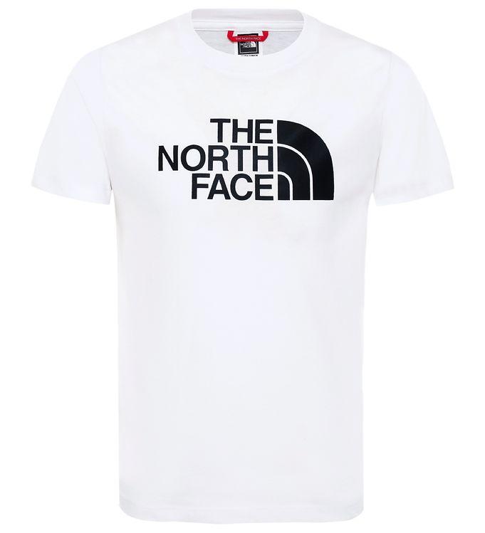 Image of The North Face T-shirt - Esay Tee - Hvid (SQ530)