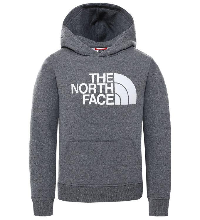 Image of The North Face Hættetrøje - Drew - Gråmeleret (SR488)