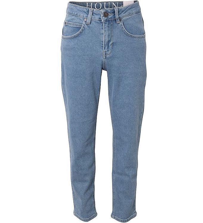 Hound Jeans - Wide - Lyseblå