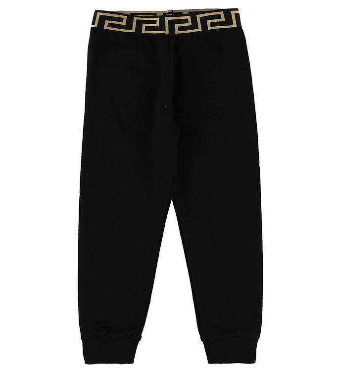 Versace Sweatpants - Sort m. Guld