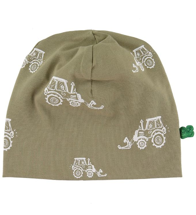 Image of Freds World Hue - 2-lag - Tractor - Moss (SS055)