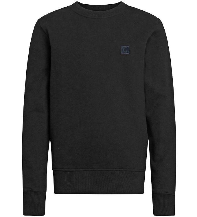 Image of Grunt Sweatshirt - Joy - Sort (SS828)