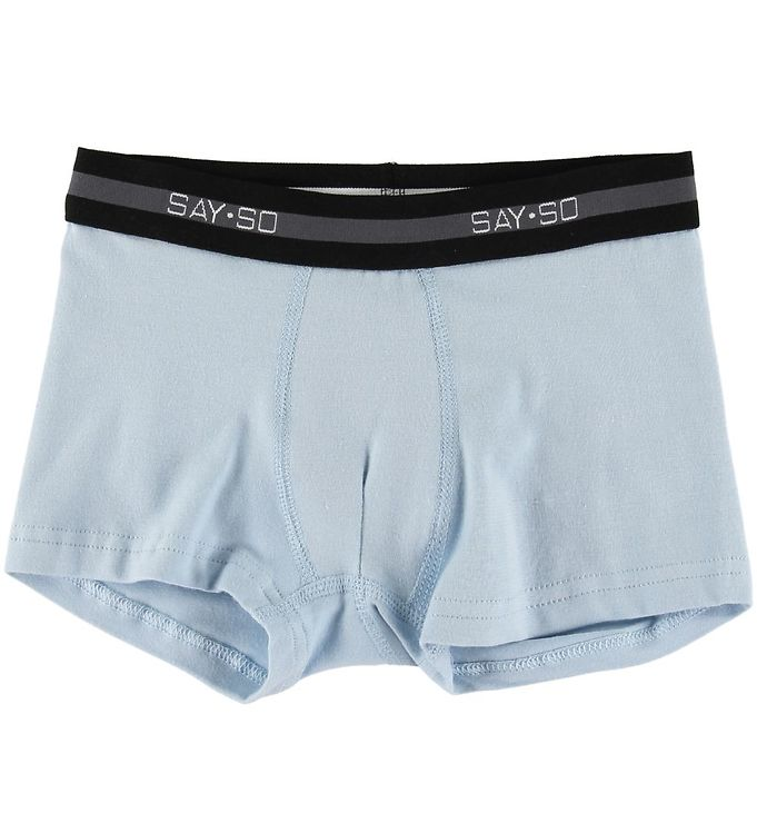 Image of Say-So Boxershorts - Lyseblå (SS890)
