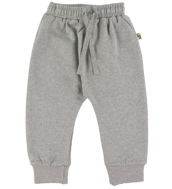Image of Soft Gallery Sweatpants - Meo - Grå (ST658)