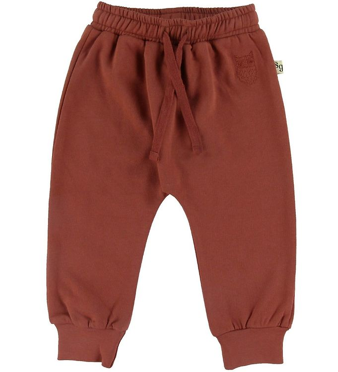 Image of Soft Gallery Sweatpants - Meo - Mørkerød (ST660)