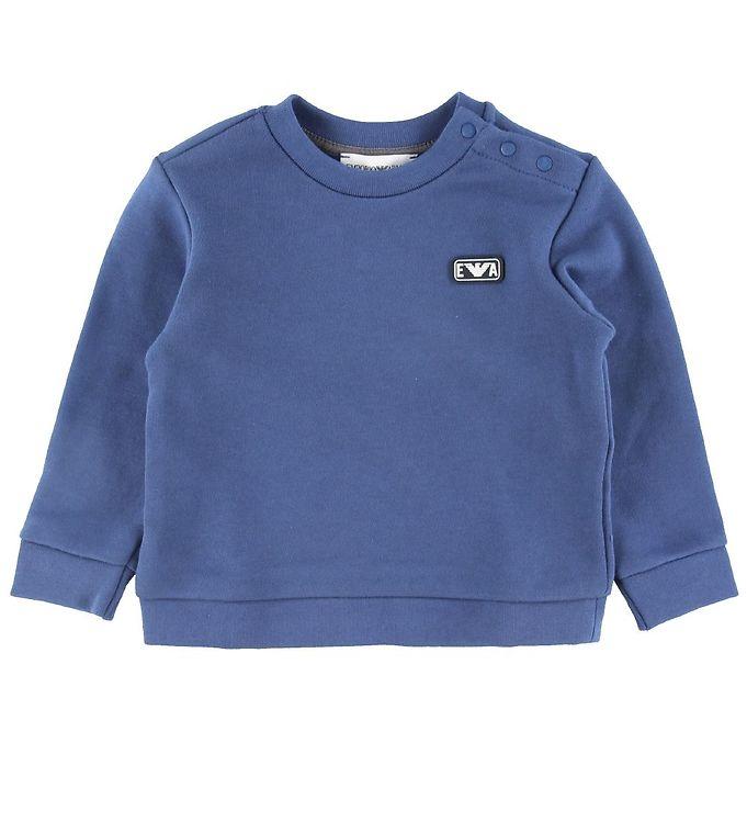 Image of Emporio Armani Sweatshirt - Blå (ST677)