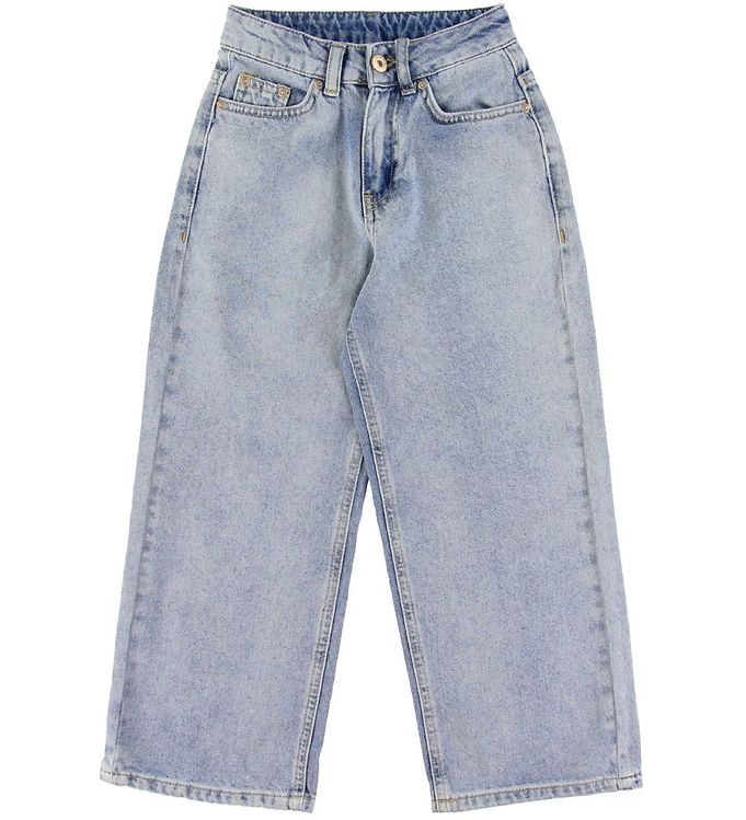 Grunt Jeans - Wide Leg - Iris