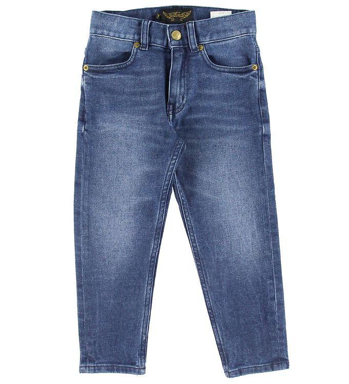 Image of Finger In The Nose Jeans - Emma - Vintage Denim (ST935)