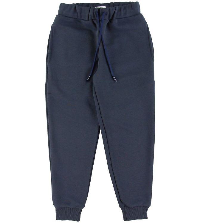 Image of Grunt Sweatpants - Ask - Navy (SU937)