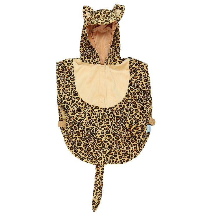 Image of Den Goda Fen Udklædning - Leopard - Brun (SV056)