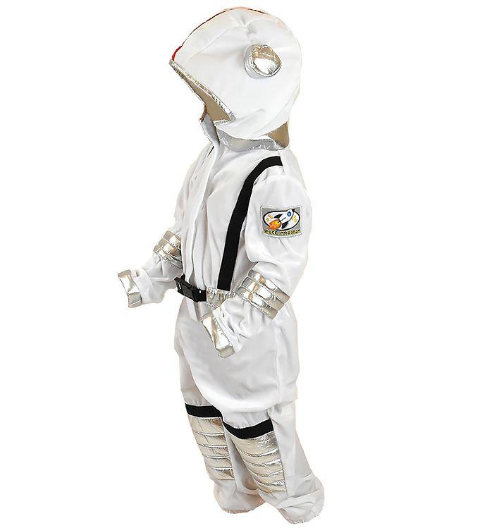 Image of Den Goda Fen Udklædning - Astronaut - Hvid (SV086)