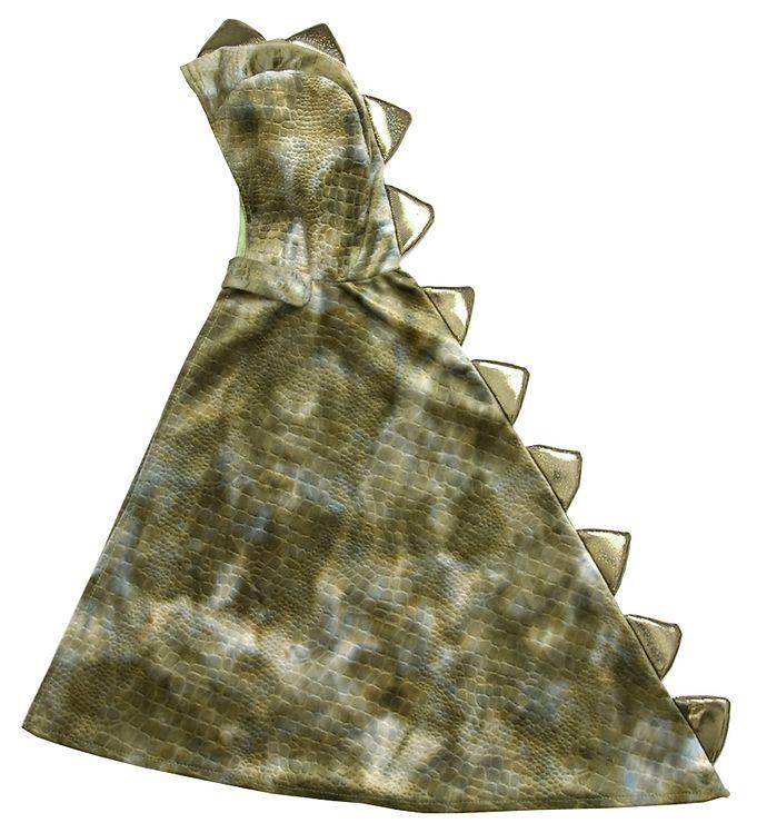 Image of Den Goda Fen Udklædning - Dinosaur - Grøn (SV092)