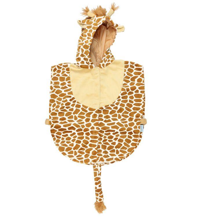 Image of Den Goda Fen Udklædning - Giraf - Brun (SV096)