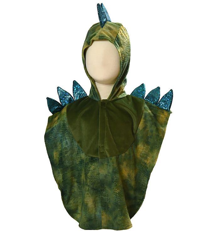 Image of Den Goda Fen Udklædning - Dinosaur - Grøn (SV117)