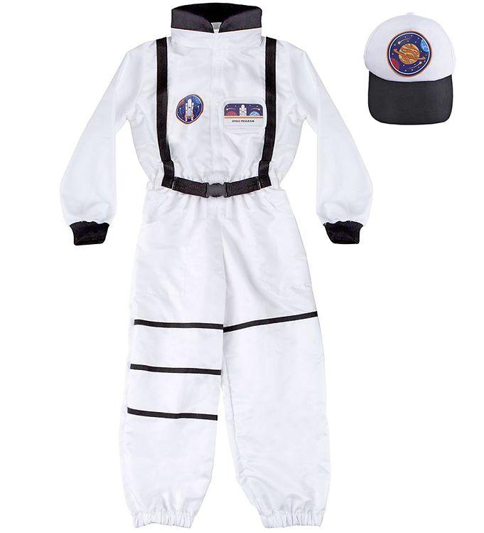 Image of Great Pretenders Udklædning - Astronaut - Hvid (SV798)
