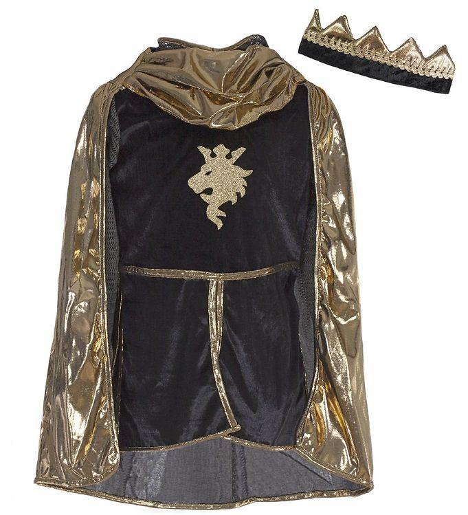 Image of Great Pretenders Udklædning - Ridder - Guld (SV939)
