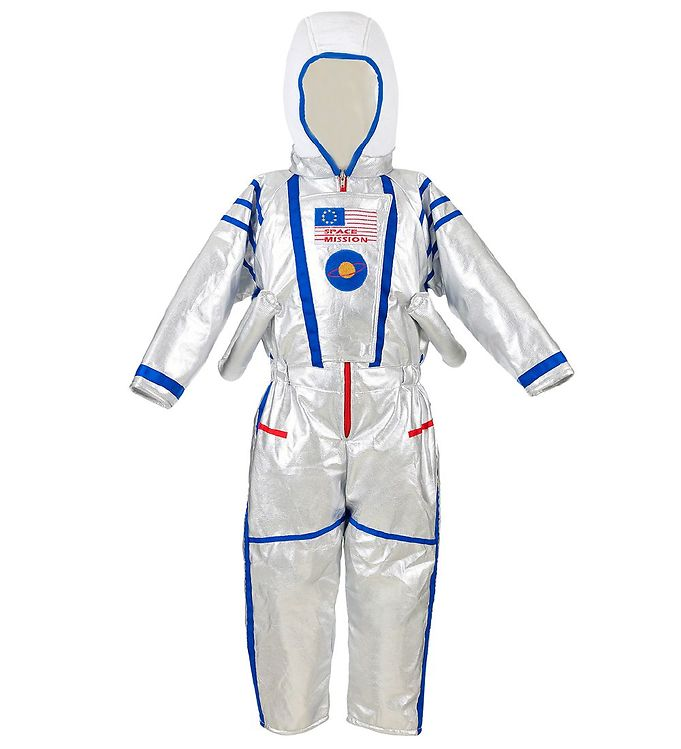 Image of Souza Udklædning - Astronaut - Sølv (SX387)