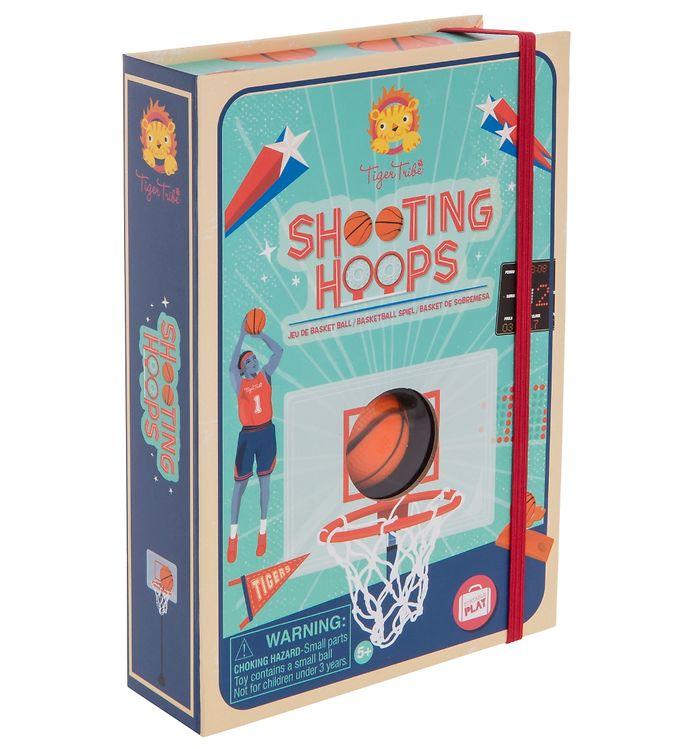 Image of Tiger Tribe Aktivitetsbog - Basketbold (SY007)