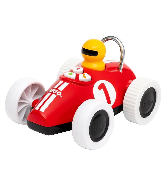 Image of BRIO Action Racerbil - Leg og Lær (SY074)