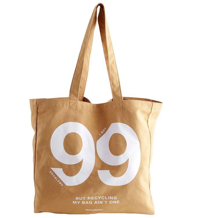 Image of Markberg Shopper - Isidora 99 Problems - Mustard (SY171)